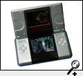 Nintendo DS with Metroid Prime: Hunters